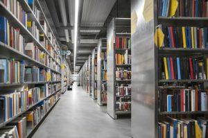 Herning Public Library - basement