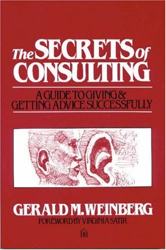 Secrets of Consulting - cover