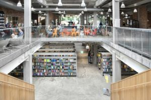 Herning Public Library - ground floor